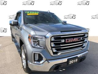 Used 2019 GMC Sierra 1500 SLT for sale in Grimsby, ON