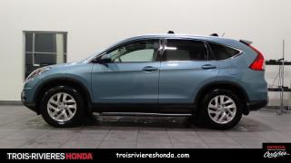 Used 2016 Honda CR-V EX + AWD + GARANTIE 5/100 + BLUETOOTH ! for sale in Trois-Rivières, QC