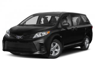 New 2020 Toyota Sienna LE 8-Passenger for sale in Stouffville, ON
