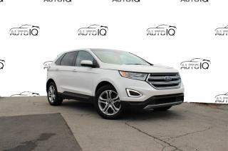Used 2018 Ford Edge Titanium PRE-OWNED, CERTIFIED, ONE OWNER, NO ACCIDENTS! TITANIUM! NAVIGATION AWD V6 for sale in Hamilton, ON