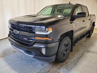 Used 2017 Chevrolet Silverado 1500 LT for sale in Regina, SK