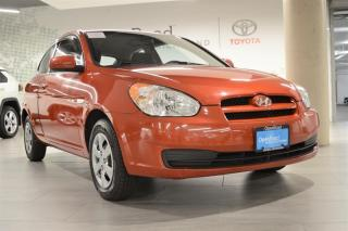 Used 2010 Hyundai Accent 3Dr L 5sp for sale in Richmond, BC