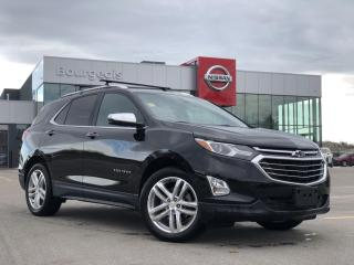 Used 2018 Chevrolet Equinox Premier LEATHER, NAVIGATION, SUNROOF for sale in Midland, ON