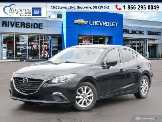 Used 2016 Mazda MAZDA3 GS for sale in Brockville, ON