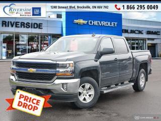 Used 2018 Chevrolet Silverado 1500 1LT for sale in Brockville, ON