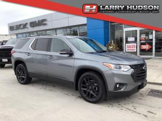 New 2021 Chevrolet Traverse LT True North for sale in Listowel, ON