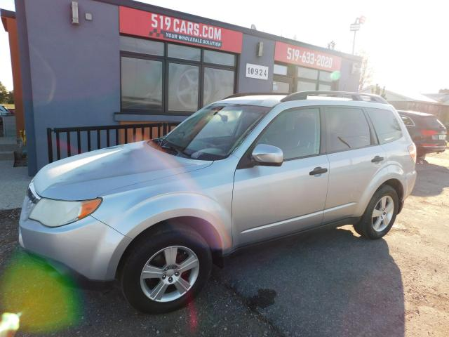 2012 Subaru Forester | AWD | HEATED SEATS | BLUETOOTH