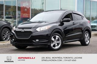 Used 2017 Honda HR-V EX FWD DEAL PENDING TOIT MAGS FWD*AC*AUTO*CAMERA*SIEGES CHAUFFANTS*CRUISE*++ for sale in Lachine, QC