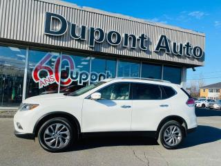 Used 2015 Nissan Rogue Traction intégrale 4 portes SL for sale in Alma, QC