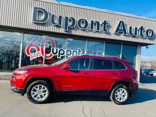 Used 2014 Jeep Cherokee 4 RM, 4 portes, North for sale in Alma, QC