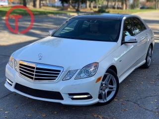 Used 2012 Mercedes-Benz E-Class E 350 for sale in Burlington, ON