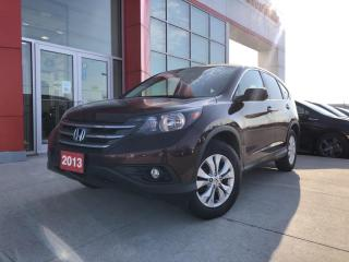 Used 2013 Honda CR-V EX-L for sale in Whitchurch-Stouffville, ON