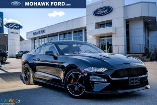 Used 2020 Ford Mustang BULLITT for sale in Hamilton, ON