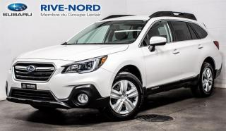 Used 2019 Subaru Outback BLUETOOTH+CAM.RECUL+SIEGES.CHAUFFANTS for sale in Boisbriand, QC