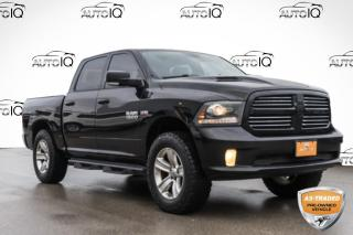 Used 2013 RAM 1500 Sport YOU CERTIFY YOU SAVE for sale in Innisfil, ON