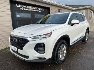 Used 2019 Hyundai Santa Fe ESSENTIAL - ALL WHEEL DRIVE for sale in Kingston, ON