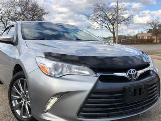 Used 2015 Toyota Camry 4DR SDN I4 AUTO XLE for sale in Waterloo, ON