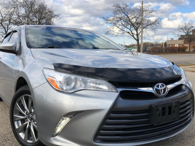 2015 Toyota Camry 4DR SDN I4 AUTO XLE