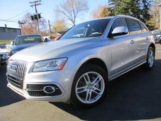 Used 2016 Audi Q5 quattro 4dr 3.0L TDI Technik for sale in Burlington, ON