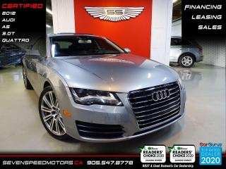 Used 2012 Audi A7 3.0 PREMIUM S-LINE | CERTIFIED | NAVI | FINANCE @4.65% for sale in Oakville, ON
