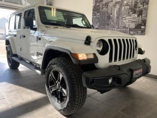 New 2021 Jeep Wrangler Unlimited Sahara Altitude for sale in Steinbach, MB