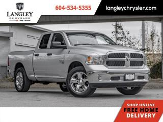 Used 2019 RAM 1500 Classic ST  Accident Free/ Backup/ Tow Pkg/ Local for sale in Surrey, BC