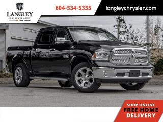 Used 2017 RAM 1500 Laramie  Accident Free/ Loaded/ Single Owner/ Local for sale in Surrey, BC