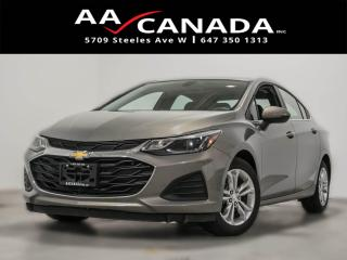 Used 2019 Chevrolet Cruze LT NO ACCIDENT for sale in North York, ON