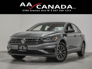 Used 2020 Volkswagen Jetta HIGHLINE for sale in North York, ON