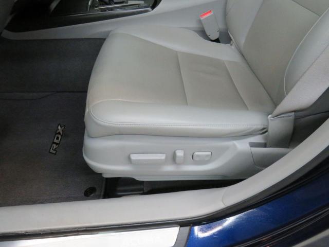 2017 Acura RDX Tech Pkg AWD Nav Leather Sunroof Backup Cam