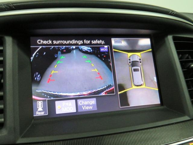 2017 Infiniti QX60 Premium AWD Navigation Leather Sunroof Backup Cam