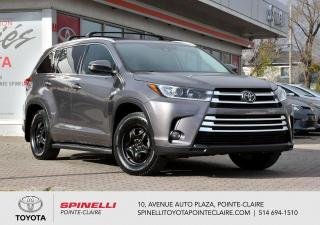 Used 2018 Toyota Highlander XLE for sale in Pointe-Claire, QC