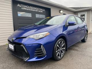 Used 2019 Toyota Corolla SE - WITH SUNROOF! for sale in Kingston, ON
