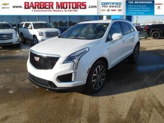 New 2021 Cadillac XT5 Sport for sale in Weyburn, SK