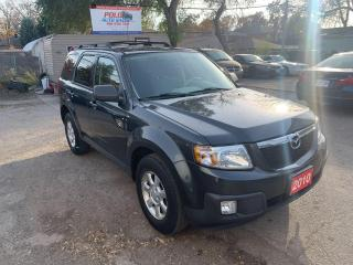 Used 2010 Mazda Tribute GT for sale in Toronto, ON
