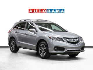 Used 2018 Acura RDX Elite AWD Navigation Leather Sunroof Backup Camera for sale in Toronto, ON