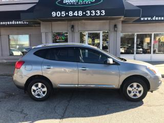 Used 2011 Nissan Rogue S for sale in Mississauga, ON