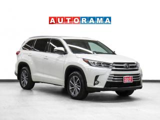 Used 2017 Toyota Highlander XLE AWD NAVIGATION LEATHER SUNROOF BACKUP CAM for sale in Toronto, ON