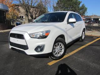Used 2013 Mitsubishi RVR SE for sale in Mississauga, ON