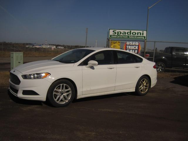 2015 Ford Fusion Make us an offer