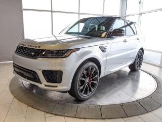 New 2021 Land Rover Range Rover Sport HST - 400HP! for sale in Edmonton, AB
