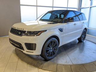 New 2021 Land Rover Range Rover Sport AUTOBIOGRAPHY for sale in Edmonton, AB