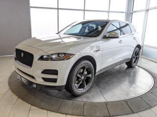 New 2020 Jaguar F-PACE Active Courtesy Loaner for sale in Edmonton, AB