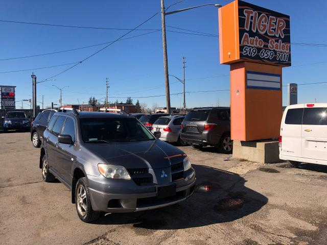 2005 Mitsubishi Outlander LS**ONLY 157KMS**AWD**AS IS SPECIAL