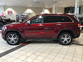 Used 2020 Jeep Grand Cherokee Limited - No Accident / Nav / Sunroof / No Dealer Fees for sale in Richmond, BC