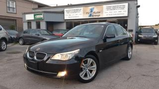 Used 2010 BMW 5 Series 528i w/Navi for sale in Etobicoke, ON