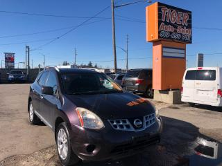 Used 2011 Nissan Rogue SL**LEATHER**NAV**AWD**ONLY 179KMS**CERTIFIED for sale in London, ON