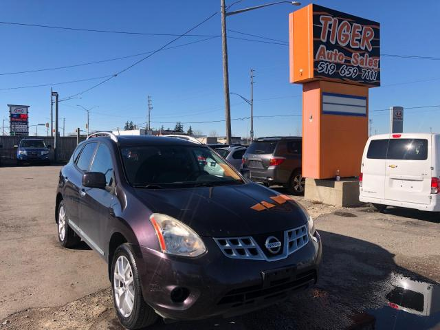 2011 Nissan Rogue SL**LEATHER**NAV**AWD**ONLY 179KMS**CERTIFIED