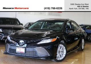 Used 2018 Toyota Camry XLE - PANO|BACKUP|PRE-COLLISION|BLINDSPOT|LANEKEEP for sale in North York, ON