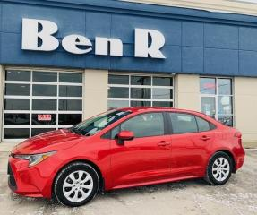 Used 2020 Toyota Corolla LE for sale in Steinbach, MB